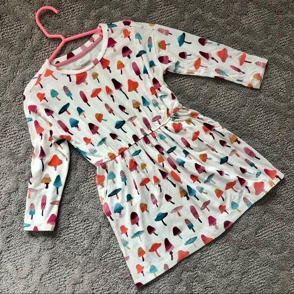 🍄 Gymboree Toadstool Dress 2T